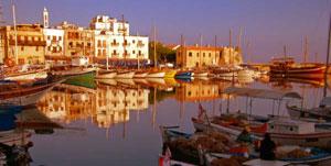 Kyrenia Harbour