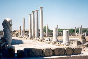 Salamis – Ancient Roman City
